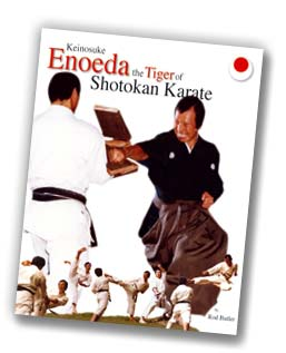 Find out about the great Japanese instructor Keinosuki Enoeda, Buy the book by Rod Butler